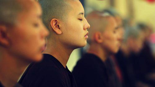 Gedanken transformieren Meditation lernen